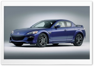 Mazda RX8 HD Wide Wallpaper for Widescreen