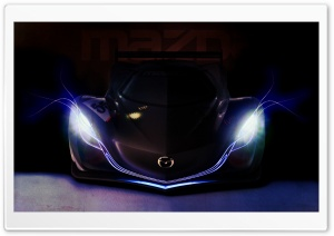 Mazda Supersport HD Wide Wallpaper for Widescreen