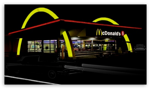 Download McDonalds HD Wallpaper