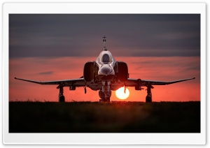 McDonnell Douglas F-4 Phantom II Ultra HD Wallpaper for 4K UHD Widescreen desktop, tablet & smartphone