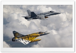 Mcdonnell Douglas FA 18 Hornet HD Wide Wallpaper for 4K UHD Widescreen desktop & smartphone
