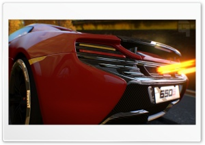 McLaren 650S Spider HD Wide Wallpaper for Widescreen