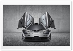 McLaren F1 GT Supercar HD Wide Wallpaper for 4K UHD Widescreen desktop & smartphone