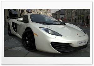 McLaren MP4-12C HD Wide Wallpaper for Widescreen