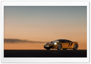McLaren MP4 12C HD Wide Wallpaper for Widescreen