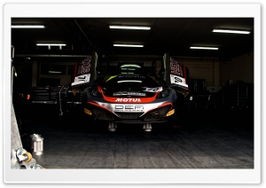 McLaren MP4-12C GT3 Ultra HD Wallpaper for 4K UHD Widescreen desktop, tablet & smartphone