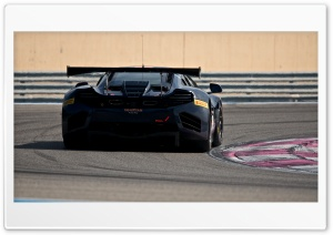 McLaren MP4-12C GT3 HD Wide Wallpaper for Widescreen
