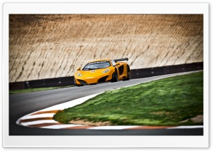 McLaren MP4 12C On Track HD Wide Wallpaper for Widescreen