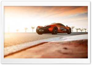 McLaren P1 2014 HD Wide Wallpaper for 4K UHD Widescreen desktop & smartphone