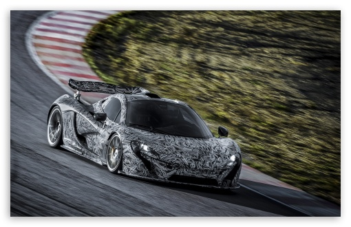 Download McLaren P1 Car UltraHD Wallpaper