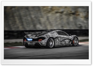 Mclaren P1 Power HD Wide Wallpaper for Widescreen