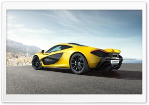 McLaren P1 Supercar 2014 HD Wide Wallpaper for Widescreen