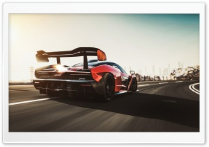 McLaren Sports Car Road Ultra HD Wallpaper for 4K UHD Widescreen desktop, tablet & smartphone