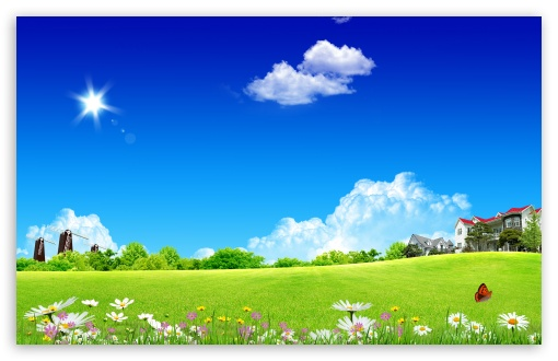 Meadow Skyscapes HD wallpaper for Wide 16:10 5:3 Widescreen WHXGA WQXGA WUXGA WXGA WGA ; HD 16:9 High Definition WQHD QWXGA 1080p 900p 720p QHD nHD ; Standard 4:3 5:4 3:2 Fullscreen UXGA XGA SVGA QSXGA SXGA DVGA HVGA HQVGA devices ( Apple PowerBook G4 iPhone 4 3G 3GS iPod Touch ) ; Tablet 1:1 ; iPad 1/2/Mini ; Mobile 4:3 5:3 3:2 16:9 5:4 - UXGA XGA SVGA WGA DVGA HVGA HQVGA devices ( Apple PowerBook G4 iPhone 4 3G 3GS iPod Touch ) WQHD QWXGA 1080p 900p 720p QHD nHD QSXGA SXGA ;