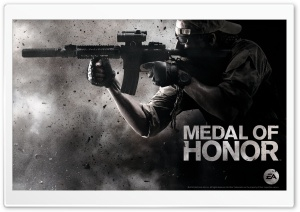 Medal Of Honor HD Wide Wallpaper for 4K UHD Widescreen desktop & smartphone
