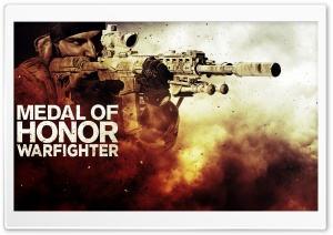 Medal of Honor - Warfighter HD Wide Wallpaper for 4K UHD Widescreen desktop & smartphone
