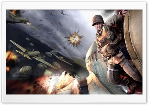 Medal Of Honor Airborne HD Wide Wallpaper for Widescreen