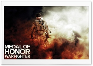 Medal of Honor Warfighter Ultra HD Wallpaper for 4K UHD Widescreen desktop, tablet & smartphone