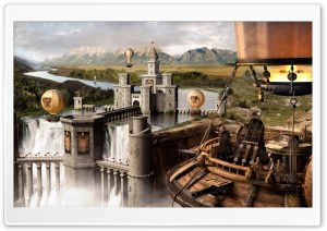 Medieval HD Wide Wallpaper for 4K UHD Widescreen desktop & smartphone