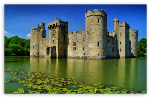 Download Medieval Castle HD Wallpaper