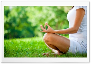 Meditation HD Wide Wallpaper for Widescreen