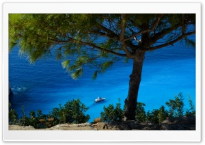 Mediterranean Sea HD Wide Wallpaper for Widescreen