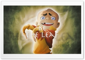 Meelo - Be the leaf HD Wide Wallpaper for 4K UHD Widescreen desktop & smartphone