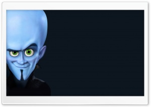 Megamind HD Wide Wallpaper for Widescreen