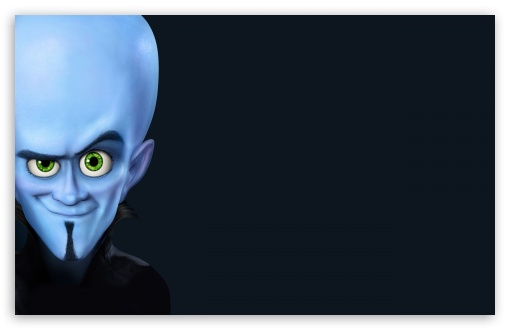 Megamind HD wallpaper for Standard 4:3 5:4 Fullscreen UXGA XGA SVGA QSXGA SXGA ; Wide 16:10 5:3 Widescreen WHXGA WQXGA WUXGA WXGA WGA ; HD 16:9 High Definition WQHD QWXGA 1080p 900p 720p QHD nHD ; Other 3:2 DVGA HVGA HQVGA devices ( Apple PowerBook G4 iPhone 4 3G 3GS iPod Touch ) ; Mobile VGA WVGA iPhone iPad PSP Phone - VGA QVGA Smartphone ( PocketPC GPS iPod Zune BlackBerry HTC Samsung LG Nokia Eten Asus ) WVGA WQVGA Smartphone ( HTC Samsung Sony Ericsson LG Vertu MIO ) HVGA Smartphone ( Apple iPhone iPod BlackBerry HTC Samsung Nokia ) Sony PSP Zune HD Zen ; Tablet 2 Android ;