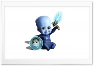 Megamind 2010 Movie HD Wide Wallpaper for 4K UHD Widescreen desktop & smartphone