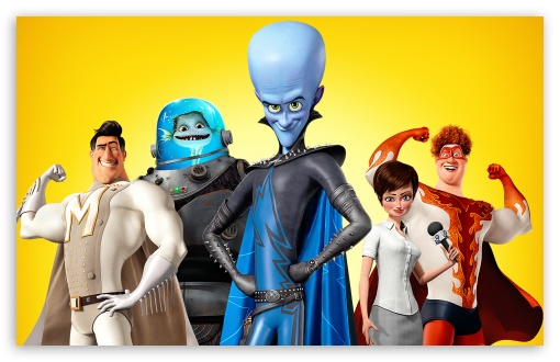 Megamind Movie 2010 HD wallpaper for Wide 16:10 5:3 Widescreen WHXGA WQXGA WUXGA WXGA WGA ; HD 16:9 High Definition WQHD QWXGA 1080p 900p 720p QHD nHD ; Standard 4:3 5:4 3:2 Fullscreen UXGA XGA SVGA QSXGA SXGA DVGA HVGA HQVGA devices ( Apple PowerBook G4 iPhone 4 3G 3GS iPod Touch ) ; iPad 1/2/Mini ; Mobile 4:3 5:3 3:2 16:9 5:4 - UXGA XGA SVGA WGA DVGA HVGA HQVGA devices ( Apple PowerBook G4 iPhone 4 3G 3GS iPod Touch ) WQHD QWXGA 1080p 900p 720p QHD nHD QSXGA SXGA ;
