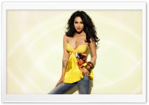 Megan Fox 2011 HD Wide Wallpaper for Widescreen