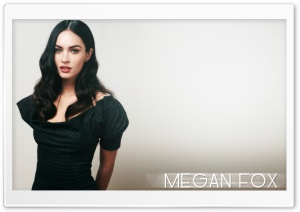 Megan Fox (2011) HD Wide Wallpaper for Widescreen