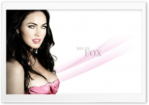 Megan Fox 5 HD Wide Wallpaper for 4K UHD Widescreen desktop & smartphone