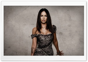 Megan Fox HD Wide Wallpaper for 4K UHD Widescreen desktop & smartphone