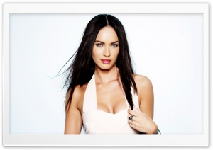 Megan Fox New Look HD Wide Wallpaper for Widescreen
