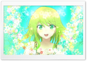 MEGPOID: Gumi HD Wide Wallpaper for Widescreen