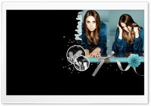 Melanie Chisholm HD Wide Wallpaper for Widescreen
