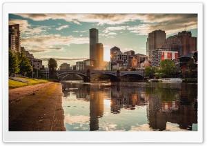 Melbourne Ultra HD Wallpaper for 4K UHD Widescreen desktop, tablet & smartphone