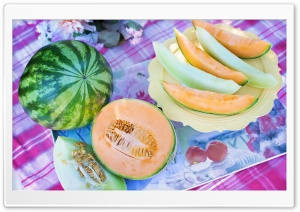 Melons HD Wide Wallpaper for Widescreen
