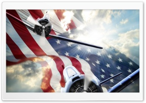 Memorial Day HD Wide Wallpaper for Widescreen