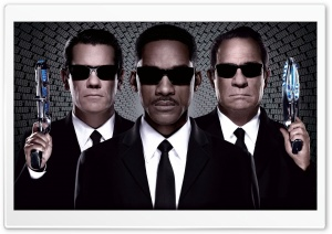Men in Black 3 (2012) HD Wide Wallpaper for Widescreen