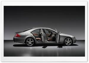 Mercedes Benz 111 HD Wide Wallpaper for Widescreen