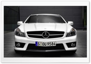 Mercedes Benz 21 HD Wide Wallpaper for Widescreen