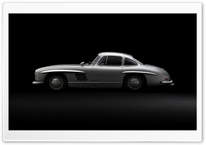 Mercedes Benz 300SL Gullwing HD Wide Wallpaper for 4K UHD Widescreen desktop & smartphone