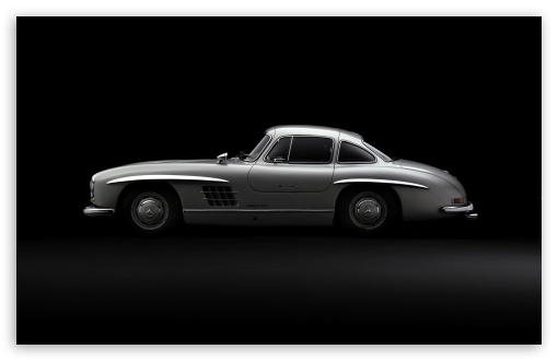 Download Mercedes Benz 300SL Gullwing UltraHD Wallpaper