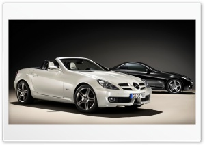 Mercedes Benz 33 HD Wide Wallpaper for Widescreen
