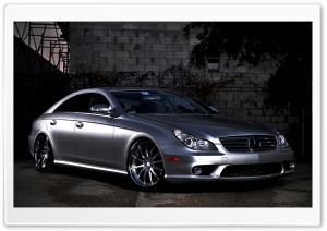 Mercedes Benz 37 HD Wide Wallpaper for Widescreen