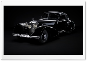 Mercedes Benz 540 K Autobahnkurier HD Wide Wallpaper for Widescreen