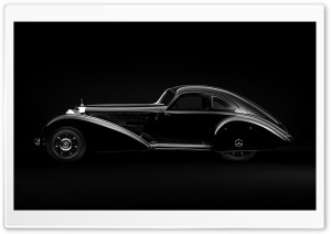 Mercedes Benz 540K HD Wide Wallpaper for Widescreen